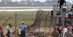 AB Yetkililerinin İçinde Olduğu Uçak Düştü