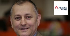 Altınbaş Holding'in Yeni CEO'su Mehmet Sait Kayahan Oldu