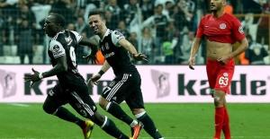 Beşiktaş, Antalyaspor'u Eli Boş Gönderdi
