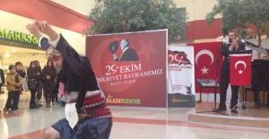 Bilkent Center'da Cumhuriyet Bandosu