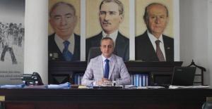 """Çetinkaya """"Cumhuriyet, Türk Milliyetçiliğinin Kutlu Ateşinin Eseri"""""""