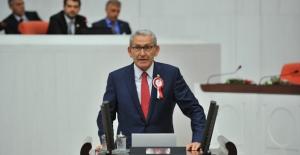 """CHP'li Arslan: """"Laik Cumhuriyet, Asıl şimdi Gerek"""""""