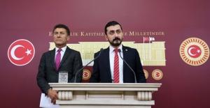 CHP'li Erdem'den Cumhurbaşkanı Erdoğan Ve MHP Lideri Bahçeli'ye Çok Sert Açıklamalar