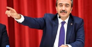 Çukurova Belediye Başkanı Çetin: Aldığımız Oyun Hakkını Vermek Zorundayız