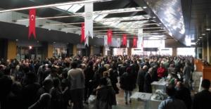 İstanbul Barosu Seçimlerine Yoğun Katılım