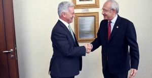 Kılıçdaroğlu, İngiliz Bakan Alan Duncan İle Görüştü