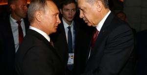 Putin-Erdoğan Zirvesi Rus Medyasında