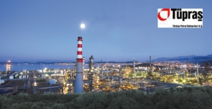 Tüpraş, Tam Kapasite Üretimle Satışlarını % 8 Artırdı
