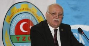 TZOB Başkanı Bayraktar: İlk Kez Sebze Üretimi 30 Milyon Tonu Geçecek