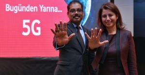 Vodafone 5G Çalışmalarını Hızlandırdı