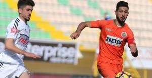 Alanyaspor Gol Düellosunda Gaziantepspor'u 4-3 Yendi