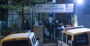 Altındağ Polis Merkezine Silahlı Saldırı