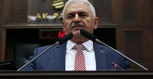 Başbakan Yıldırım'dan CHP'ye Çağrı: Treni Kaçırmayın