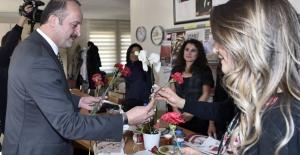 Başkan Akgül'den Öğretmenlere Ziyaret