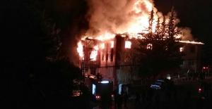 Aladağ'daki Yurt Yangınına İlişkin 4 Tutuklama