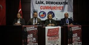 """""""Başkanlık Sistemi Türkiye'yi Bölünmeye Götürür"""""""