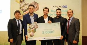 """""""Biyoçeşitlilik Proje Yarışması"""" Ödülleri Sahiplerini Buldu"""