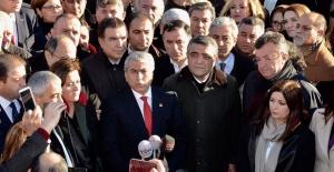 CHP'li Vekillerden Canpolat'a Destek