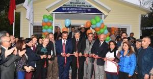 Çukurova Belediye Başkanı Çetin Modern Muhtarlık Binasını Açtı