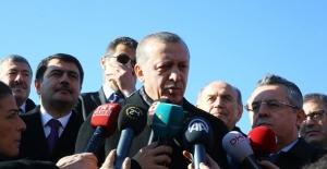 Cumhurbaşkanı Erdoğan: Döviz'den TL'ye Yönelik Atılan Adımda Milletim Daha Da Yüklenmeli