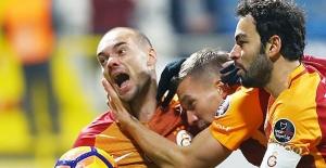 Galatasaray Fırsatı Değerlendirdi