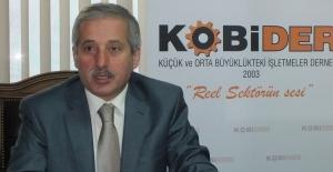 KOBİDER Başkanı Özgenç: KOBİ Kredilerinde İstikrar Olmalı