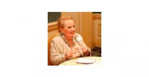 Madeleine  Albright Irak Kuzeyi Bağımsızlığına Karşı