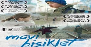 """""""Mavi Bisiklet"""" 27.Uluslararası Cine Junior Film Festivali'nde Yarışacak"""