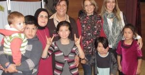 MHP'den Özbek Çocuklara Sağlık Yardımı