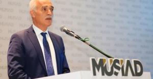 MÜSİAD Başkanı Olpak: MÜSİAD Oturmuş Bir Sistemle Yönetilir