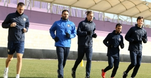 Osmanlıspor, Zürih Maçına Kilitlendi