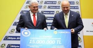 Turkcell'den 15 Temmuz Dayanışma Kampanyası'na 15 Milyon TL'lik Ek Destek