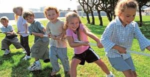 Türkiye Çocuk Oyunları Vakfı Kuruldu
