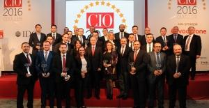 Türkiye'nin Teknoloji Liderleri Ödüllerini Aldı