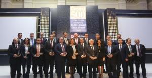 Vodafone'un Sponsorluğunda Capital500 Ödülleri Sahiplerini Buldu