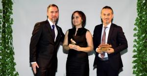 Zorlu Enerji'nin KSS Projelerine 'Yılın En İyisi' Ödülü