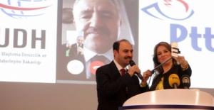 Arslan: PTT'nin Küresel Oyuncu Olma Hedefini Gerçekleştirmesi Gerekiyor