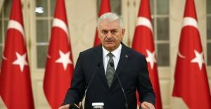 Başbakan Yıldırım'dan AK Parti Milletvekillerine 'CHP' Uyarısı