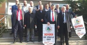 BOYDER'de Yeni Başkan  Bayram Yıldırım Oldu