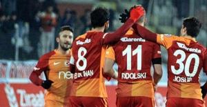 Galatasaray, Elazığspor'u 4-1 Yendi