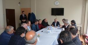 Haymana Belediye Spor'un Yeni Başkanı Serkan Turgut Oldu