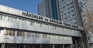 HSYK 15 Başsavcının Görev Yerini Değiştirdi
