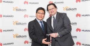 Huawei ve Bilkom'dan İşbirliği