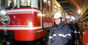 İETT Karaköy Tüneli 142 yaşında