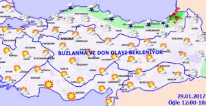 Meteoroloji'den Doğu Karadeniz İle Doğu Anadolu İçin Çığ Uyarısı