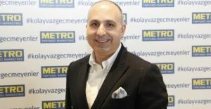 Metro Toptancı Market'ten Türkiye'de Yatırımlara Devam Mesajı