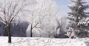 Yoğun Kar Yağışları Yer Altı Sularına Yaradı