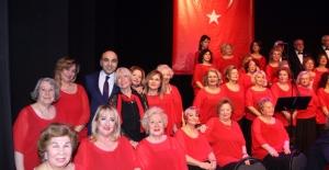 """Bakırköy'de """"40 Yıllık Çiftlerin Unutulmaz Dansı"""""""