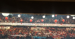 AK Parti Referandum Kampanyasını Tanıtıyor