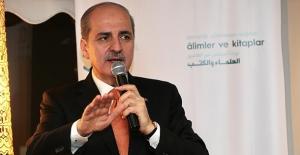 Başbakan Yardımcısı Kurtulmuş Arapça Kitap ve Kültür Günleri'ne Katıldı